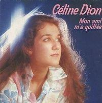 1983 - SINGLE - MON AMI M'A QUITTEE dans 1983 - LES CHEMINS DE MA MAISON 2653917790_1