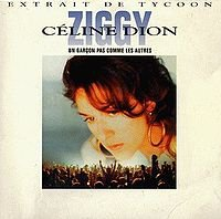1992 - SINGLE - ZIGGY dans 1991 - DION CHANTE PLAMONDON / DES MOTS QUI SONNENT 2655093994_1