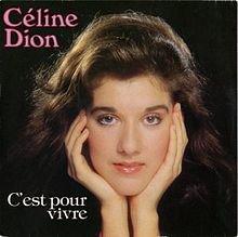 1985 - SINGLE - C'EST POUR VIVRE dans 1985 - C'EST POUR TOI 3106655481_1_3_sdkjzob2