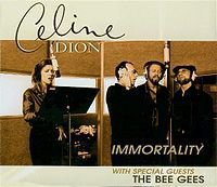 1998 - SINGLE - IMMORTALITY dans 1997 - LET'S TALK ABOUT LOVE 2656538732_1
